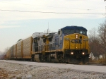CSX 7848 Q242 2:40 pm B&O line